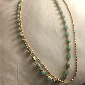 Kate Spade Double Strand Necklace